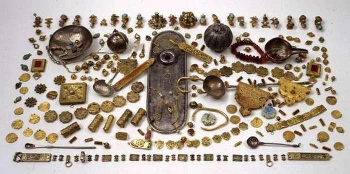 Ценнейшие клады, найденные в Крыму