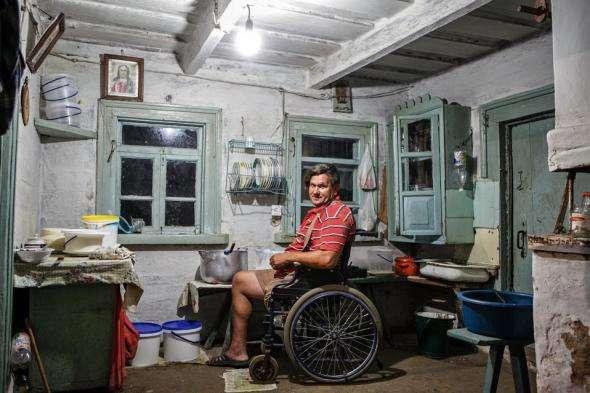 Как переселенец без руки и ноги стал сыроваром на Житомирщине