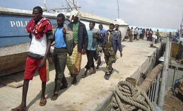 Сомалийская лотерея: «Давай поймаем иностранца, посмотрим, сколько за него получим»