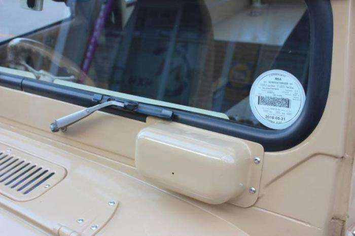 Самый необычный тюнинг Toyota Land Cruiser (18 фото)
