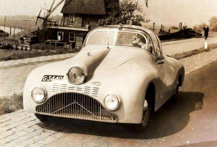 Gatso - история упрямого голландца и его машин (8 фото)