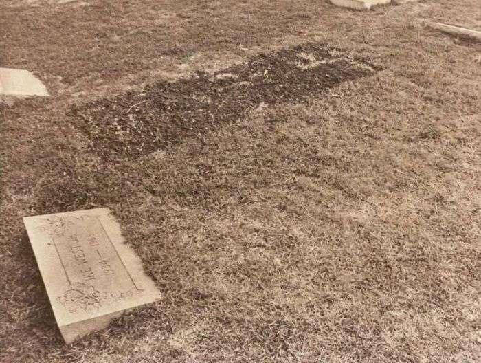 Эпотажные похороны американской светской львицы (9 фото)