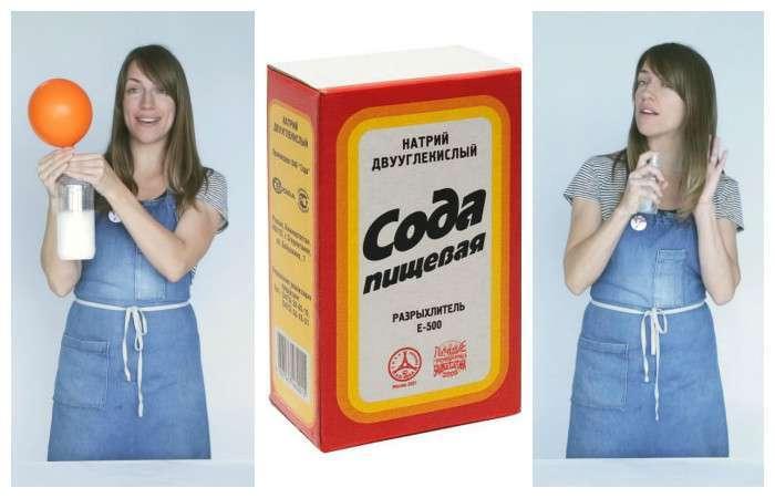 Гениальные идеи полезного применения соды, о которых вы даже не подозревали
