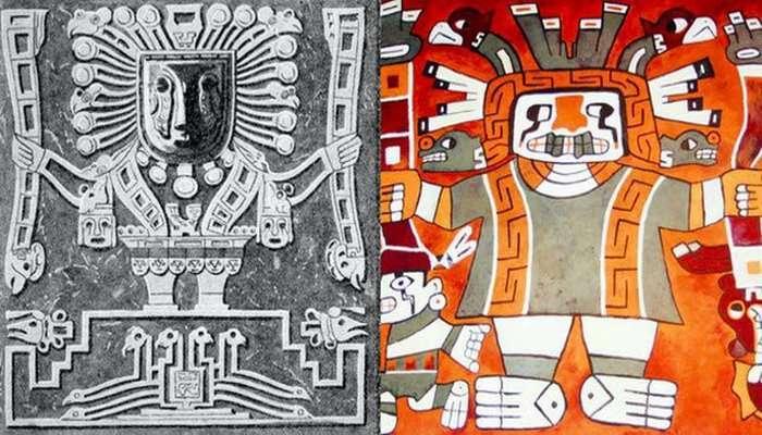 10 таинственных изображений, которые встречались в древнем мире повсеместно
