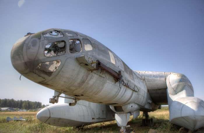 """ВВА-14 """"Змей Горыныч"""" : уникальный отечественный самолет, которого боялась Америка"""