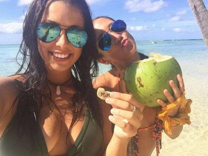 Дневничок сексуальной путешественницы, пойманной с центнером кокаина