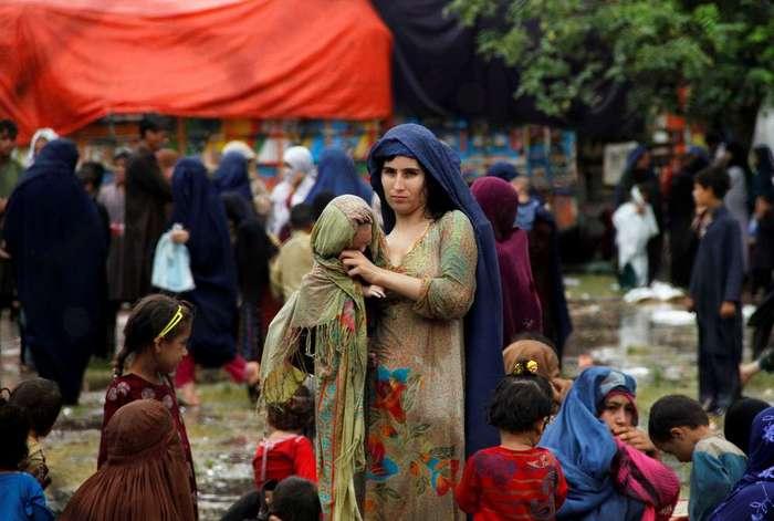 Фото повседневной жизни в Пакистане