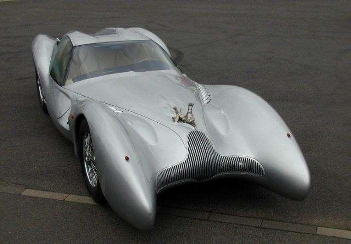 10 сумасшедших автомобилей великого Луиджи Колани