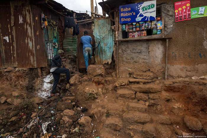 Самые большие и ужасные трущобы Африки!