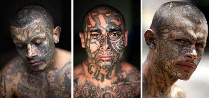 Гид по культуре американских тюремных тату (22 фото)