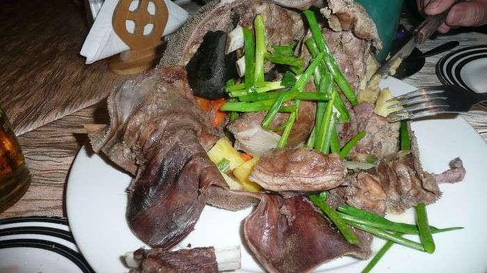 Странные блюда, которые в отдельных странах считаются деликатесом