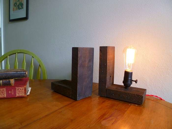 Деревянные светильники, которые вдохнут новую жизнь в интерьер