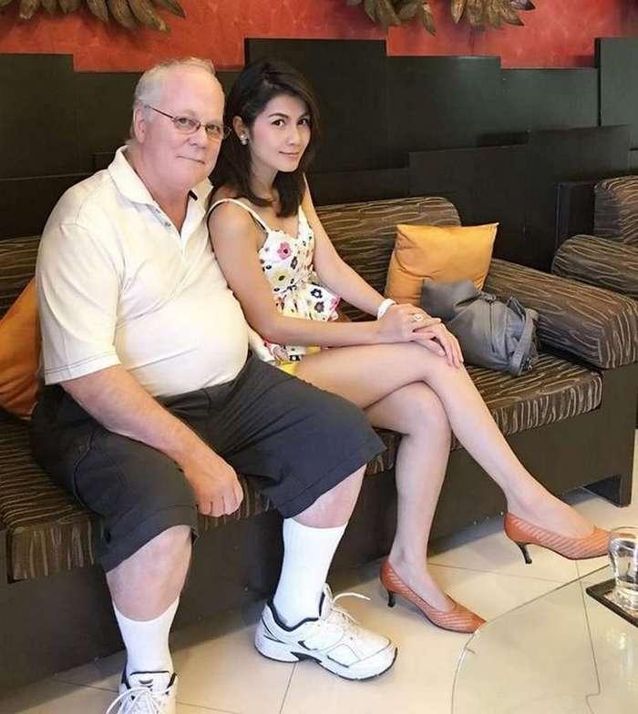 Будда помог тайской порнозвезде найти мужа-миллионера