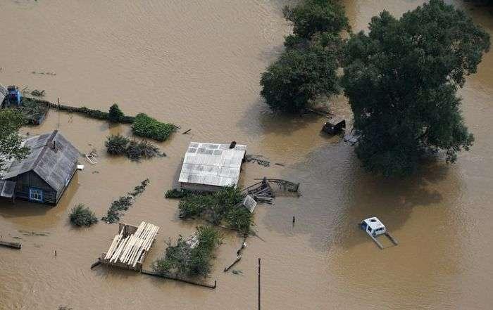 В Приморье ликвидируют последствия тайфуна «Лайонрок»