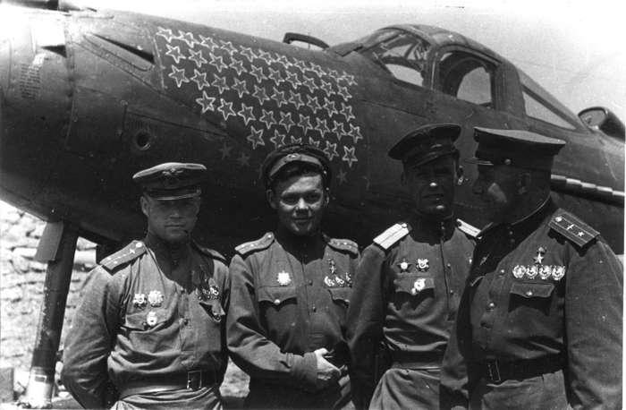 Вознаграждение советского солдата за сбитый самолет