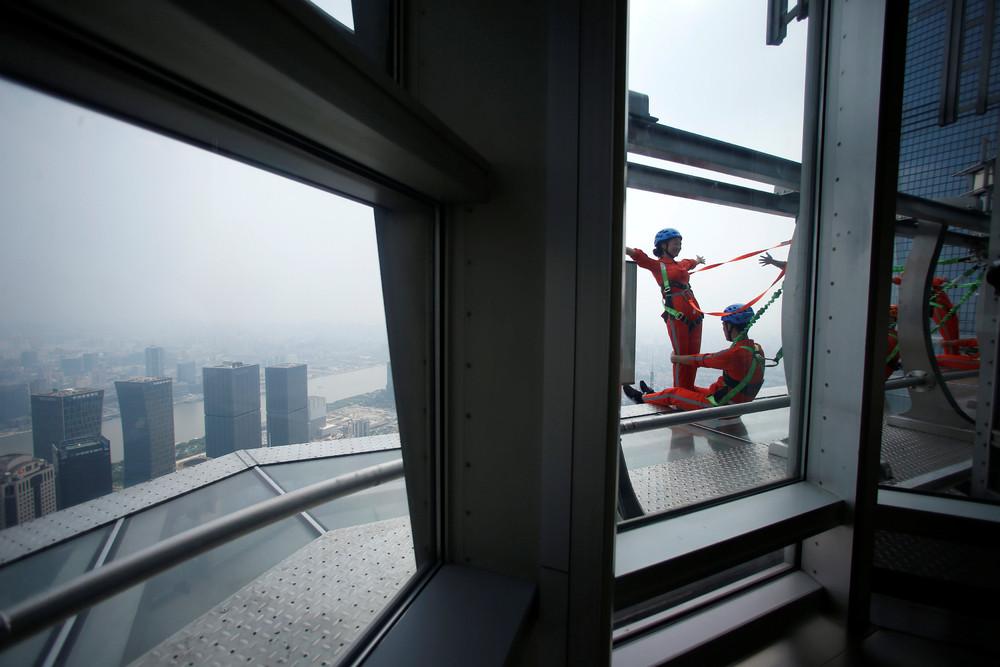 Кадры повседневной жизни в Китае
