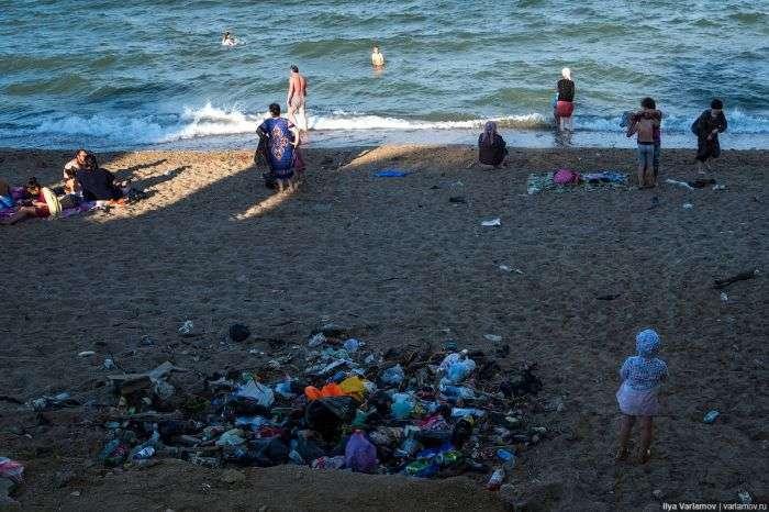 Махачкала – мусорная столица России