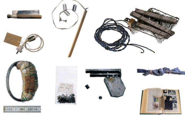 Креативные изобретения немецких заключенных (10 фото)