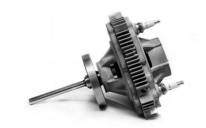 Школьники изобрели самый мощный двигатель в мире