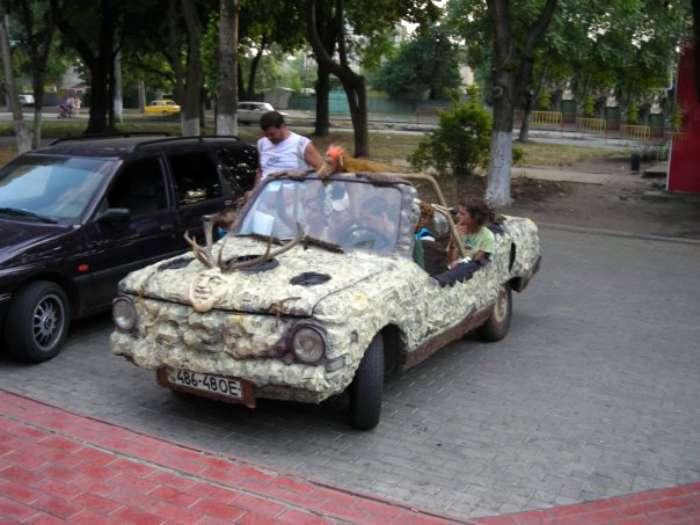 17 странных и необъяснимых апгрейдов от самых отчаянных автомобилистов