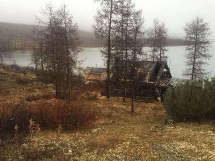100 дней на якутском озере в ожидании встречи с чудовищем
