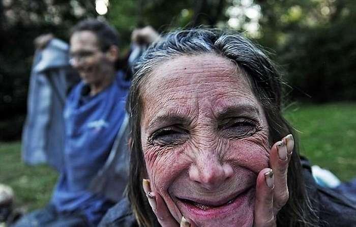Марианна Фридман-Фут — наследница миллионера, ставшая бомжом
