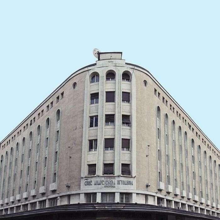 В Белграде можно смело снимать новый эпизод