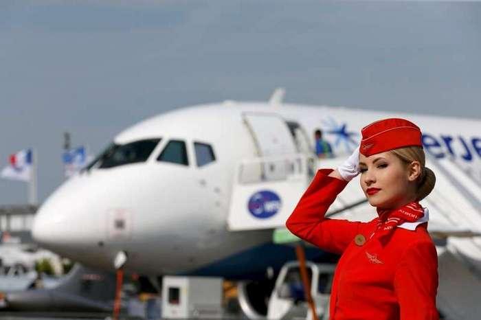 Стюардессы «Аэрофлота» признаны самыми стильными в Европе (12 фото)