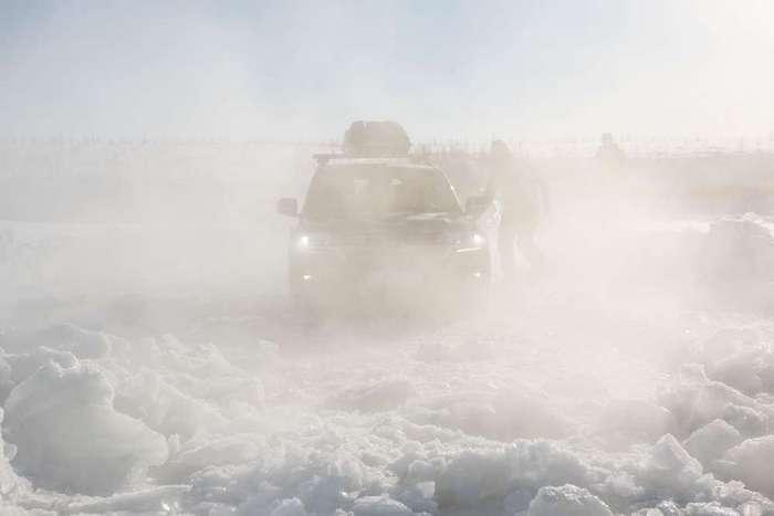 Зимник - дорога жизни и смерти