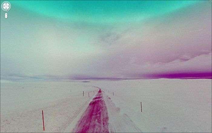 Классные снимки с Google Street View (24 фото)