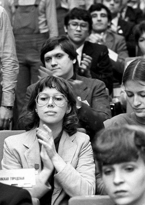 Редкие фото советских знаменитостей (27 фото)