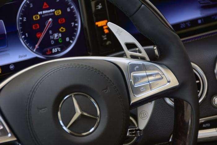 Brabus представил самый мощный в мире кабриолет (20 фото)