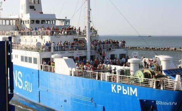 Крым без скидок