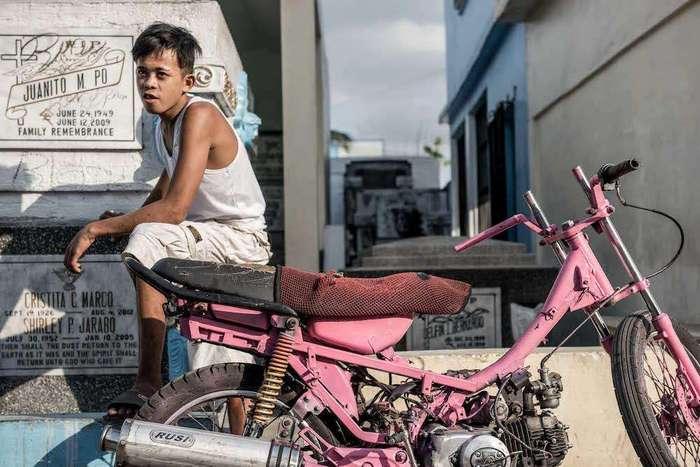 Живые среди мертвых — жизнь на кладбище в Маниле