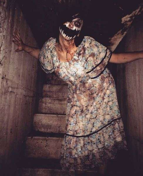Подборка страшных снимков (41 фото)