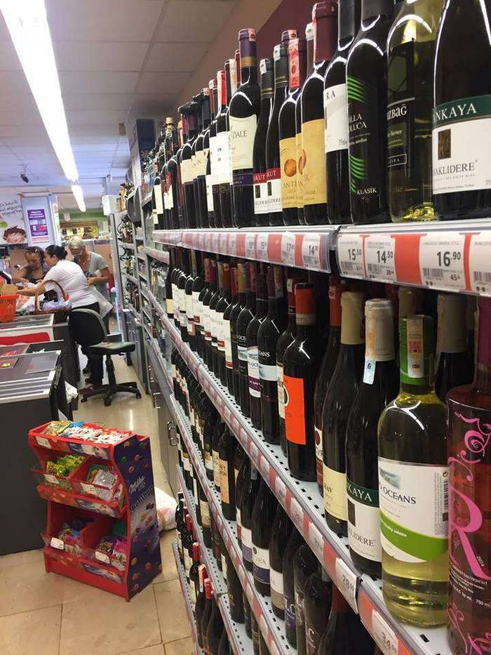 цены в Анталии