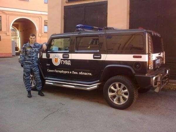 Петербургского полицейского заподозрили в работе на американскую разведку по фото из MySpace