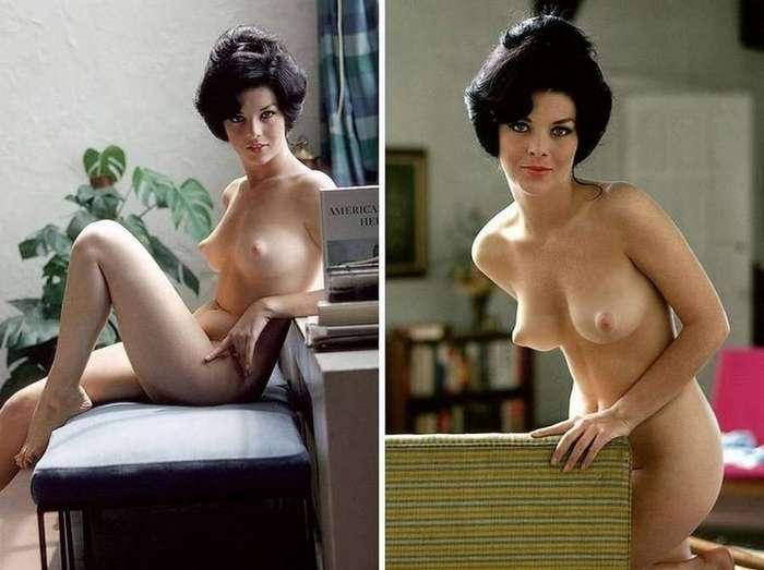 Винтажный Playboy без фотошопа и силикона