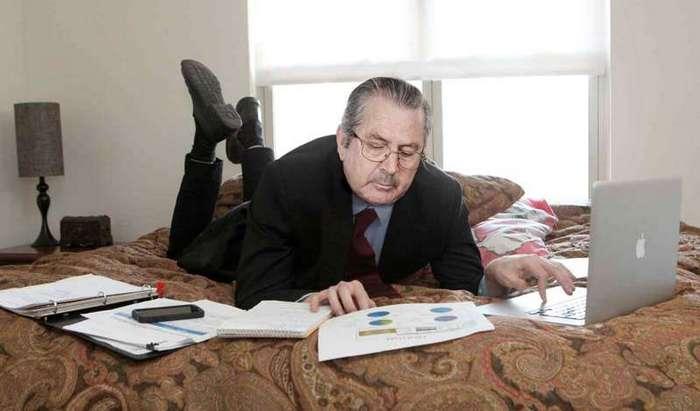 7 худших вещей, которые только можно сделать перед сном (7 фото)