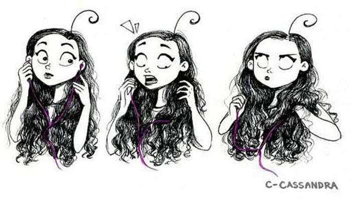 Вся правда о длинных волосах (19 фото)