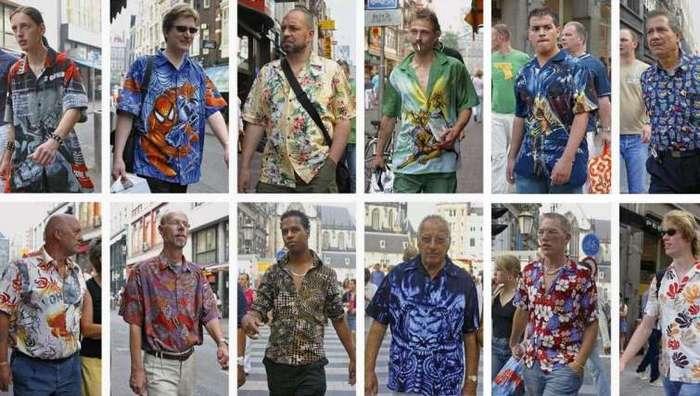Клоны XXI века: фотопроект, доказывающий, что все люди одинаковые (24 фото)