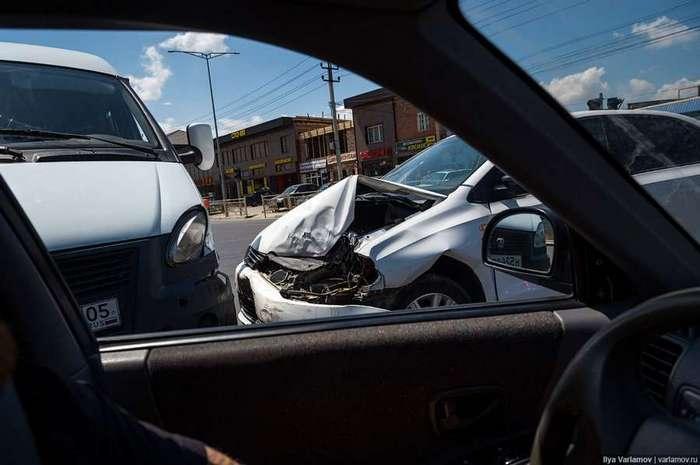 Дагестан: особенности национального вождения