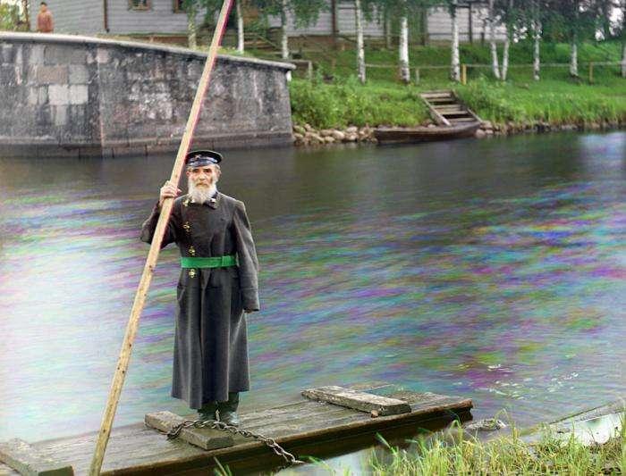 Цветные фото дореволюционной России (34 фото)