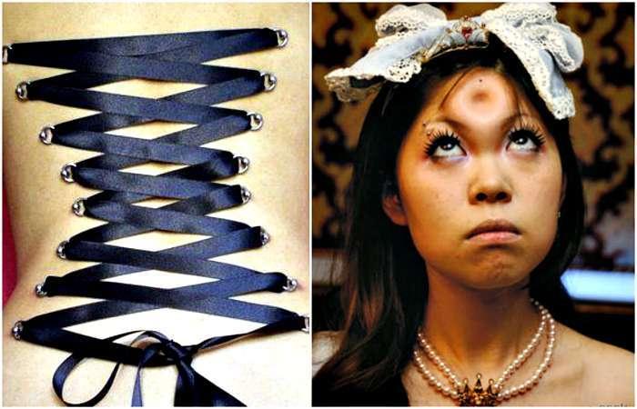 Красота неописуемая: 15 экстравагантных личностей, которые стали настоящими жертвами модной индустрии