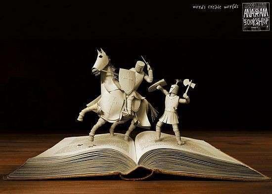 Резьба по книгам (29 фото)