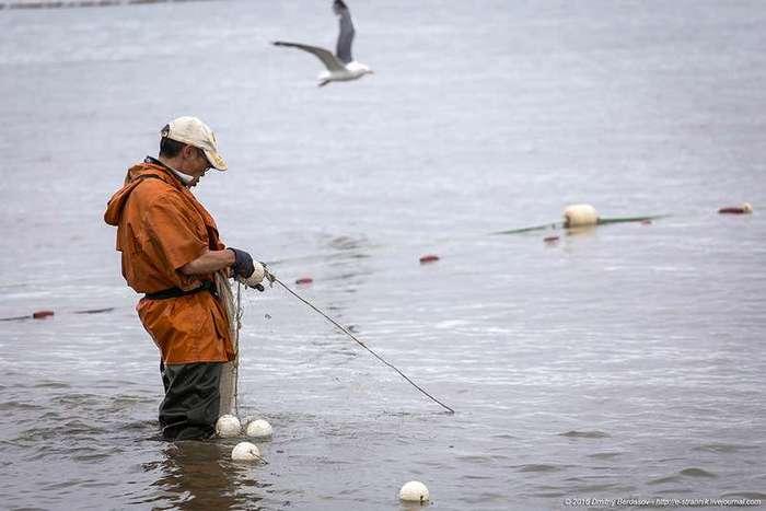 Рыбалка по-чукотски