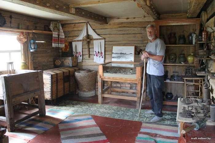 Жизнь в глуши. История россиянина, который пытается возродить белорусскую деревню