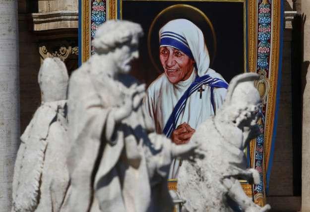 Мать Тереза - новая святая