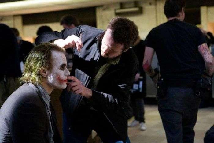 Подготовка Хита Леджера к роли Джокера