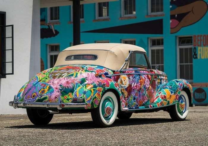 «Земной рай» Mercedes-Benz от японского художника Хиро Ямагата